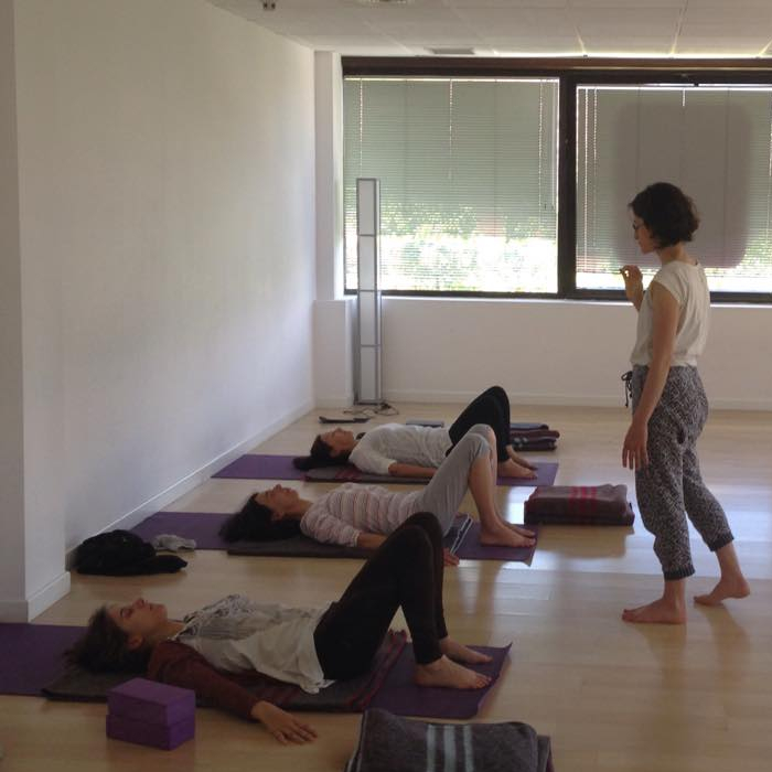 yoga torrelodones